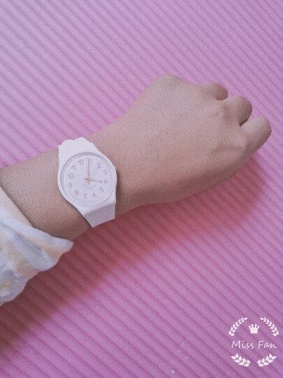 斯沃琪(Swatch)瑞士手表 原创系列白衣主教 简约男女 石英表GW164 晒单图