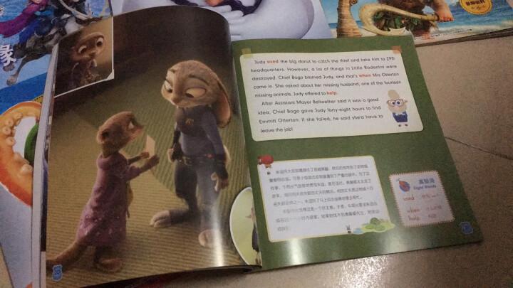 小公主苏菲亚心灵成长故事(精编双语动画书系 套装全6册) 晒单图