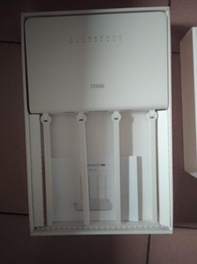 360安全路由器mini 无线路由器 300M家用wifi信号放大穿墙 光纤宽带智能 晒单图