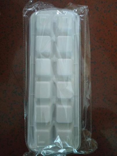 克来比 饺子盒 25格 3层 冰箱保鲜收纳盒 长方形冷冻水饺盒 鸡蛋盒 混沌盒 速冻食物带盖托盘 KLB1024 晒单图