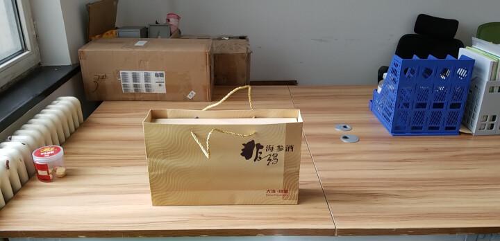 非得 海参酒 大连印象礼盒 陈香酒礼盒 4瓶装(100ml X4瓶) 晒单图