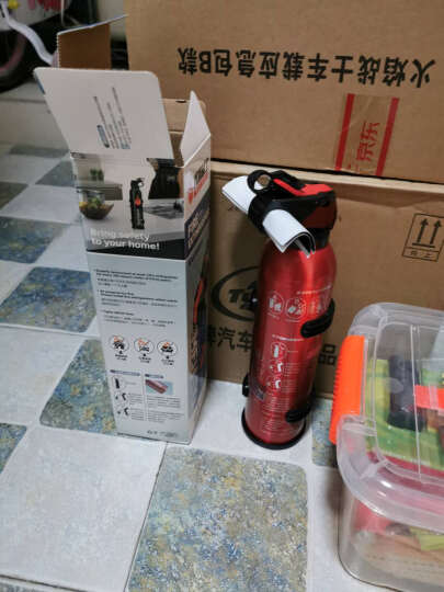 火焰战士 车载车用家用应急套装 电瓶线反光衣安全锤拖车绳等八件套 FCT-B 晒单图