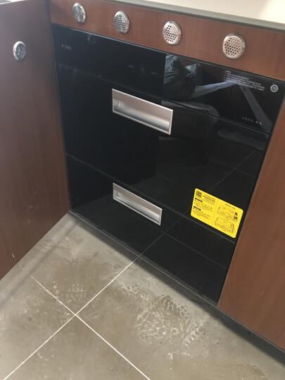 方太(FOTILE)消毒柜嵌入式家用商用厨房碗柜特价消毒碗柜ZTD100J-J45ES 晒单图