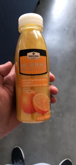 Member's Mark 鲜榨橙汁 300ml*6支 原汁原味 果汁 饮料 饮品 瓶装 晒单图