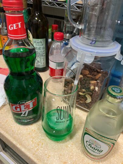 葫芦(GET 27) 洋酒 法国葫芦绿薄荷酒700ml 晒单图