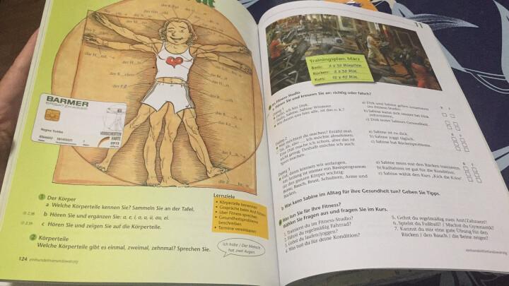 柏林广场4:教师手册(新版) 晒单图