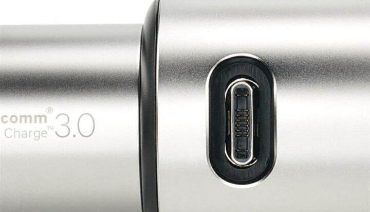小米车载充电器快充版点烟器一拖二 QC3.0 双USB口输出36W 智能温度控制 5重安全保护  兼容iOS&Android设备 晒单图