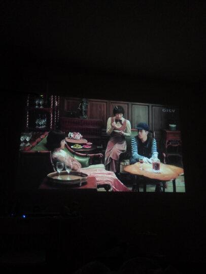 【狂欢返场】坚果P2 便携式投影仪办公迷你投影机家用小型儿童故事机手机投影电视电影机 【超长续航】 晒单图