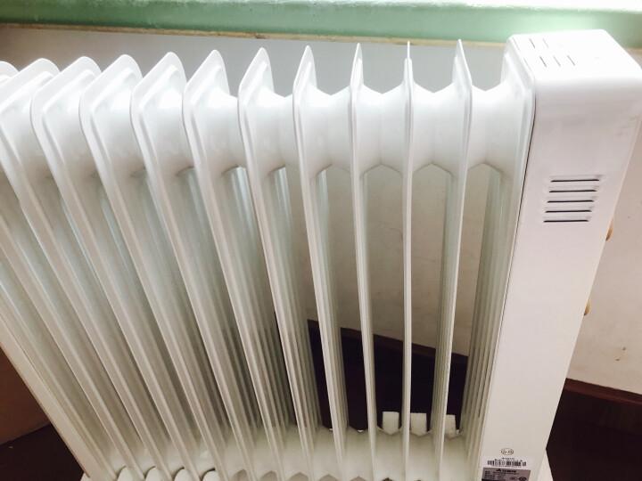 艾美特(Airmate)取暖器/家用电暖器/电暖气 15片电热油汀 HU1522-W1 晒单图
