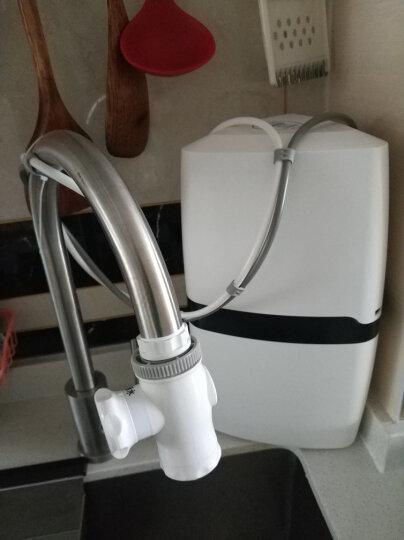 艾可丽(AQUAKLEEN )台式净水器家用直饮无桶不插电自来水过滤器 赫柏系列 晒单图