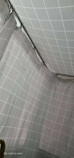 夜静宁学生宿舍遮光帘子上铺下铺寝室神器上下床两用床帘蚊帐一体式ins (遮光床帘)   气球 0.9米下铺 晒单图
