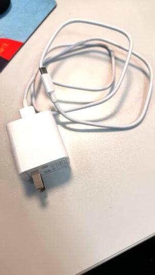华为原装充电器Mate9 10 P20 Pro手机P10 Plus荣耀v10快充头Type-C数据线 4.5V/5A SuperCharge充电插头套装 晒单图