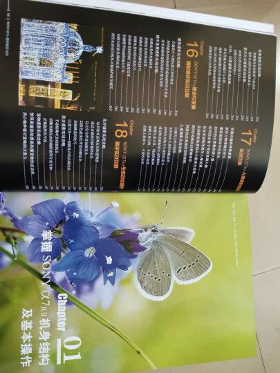 SONY α7RⅡ微单摄影圣经 晒单图