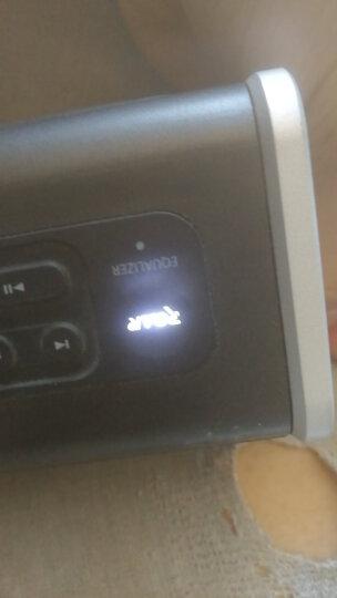 创新(Creative)声霸锣音箱 SR20A蓝牙便携无线音箱 双倍功放户外音响 多媒体低音炮 晒单图