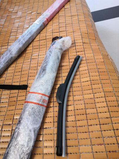 山多力(sandolly)U型通用无骨雨刮器/雨刷片14英寸单支装 京东狗年纪念版 晒单图