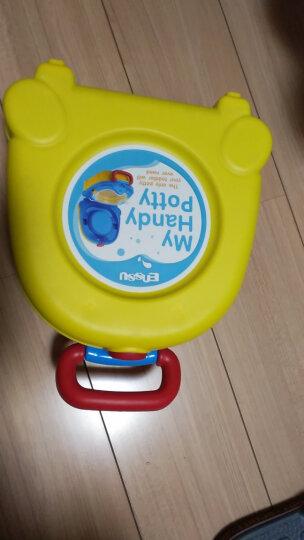 樱舒(Enssu)车载便携式宝宝坐便器 儿童马桶婴儿座便器幼儿做便器便盆男女小马桶ES3306 晒单图