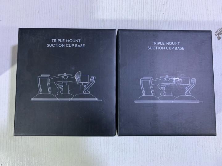 大疆(DJI) 大疆OSMO灵眸一体式智能手持云台相机 全新4K防抖增稳手持稳定器 自拍神器 Osmo 车载支架 晒单图