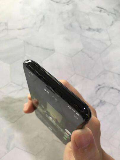 GK 苹果x/XS/11pro钢化膜iphone11pro/Max/xr全屏覆盖高清抗蓝光手机膜背膜 X/XS/11Pro通用【玻璃一体膜+蓝光版】 晒单图