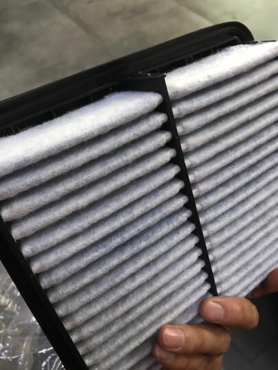 韦斯特活性炭空调滤清器*滤芯格MK-9010(大众经典宝来/高尔夫4/朗逸/朗行/朗境/奥迪TT/老款甲壳虫) 晒单图