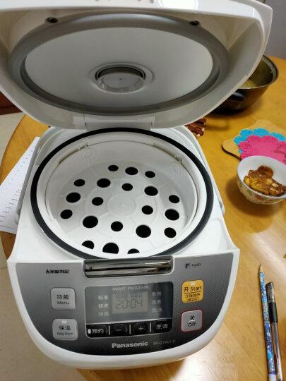 松下(Panasonic)4L(对应日标1.5L)家庭用多功能电饭煲 电饭锅 2-6人 米量判定 智能预约 SR-H15C1-K 晒单图