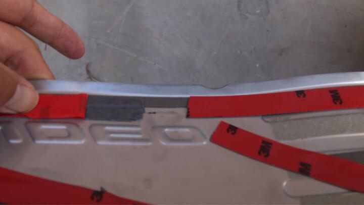 3M胶带 泡棉双面胶带 汽车/家居通用胶粘 无痕 耐水 耐用 耐高温 5毫米*3米 10卷装 新老包装替换 晒单图