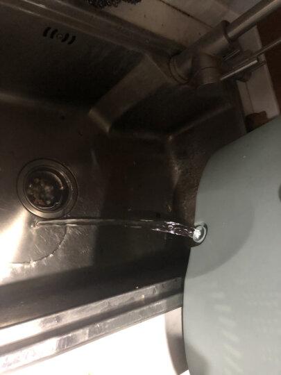 艺姿旋转拖把桶免手洗拖布桶懒人墩布好神拖手压式自甩水清洁工具4个头YZ-A110 晒单图