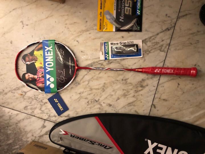 尤尼克斯YONEX专业羽毛球运动毛巾棉柔软吸汗浴巾AC1202CR-750亮绿色 晒单图