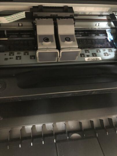 天色大容量适用816佳能PG815墨盒MP236打印机288墨水IP2780;MX368 815XL+816XL黑色彩色一套 晒单图