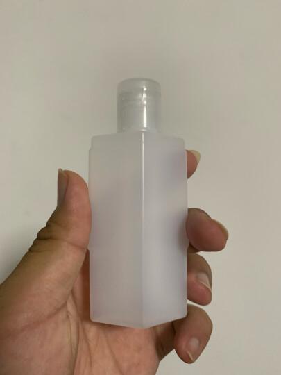 班哲尼 便携三合一套装瓶 旅行分装瓶 洗漱包护肤品化妆品分装瓶 乳液瓶 橘色 晒单图