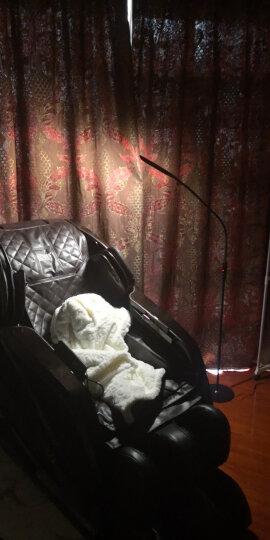 德贝斯(debase) 落地灯led遥控客厅立式台灯简约卧室落地台灯创意书房阅读钢琴灯 晒单图