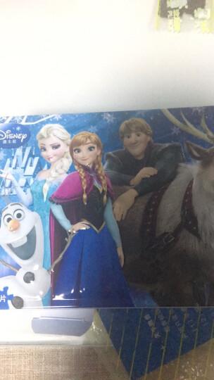 迪士尼(Disney) 40片框式六合一拼图 公主拼图儿童玩具3-6周岁(古部女孩拼图)15DF2917儿童礼物 晒单图