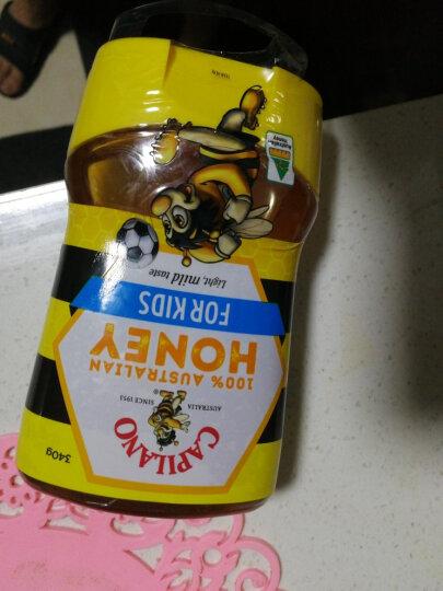 澳洲进口 康蜜乐(CAPILANO) 天然蜂蜜For Kids(适宜儿童) 倒立瓶 340g 晒单图
