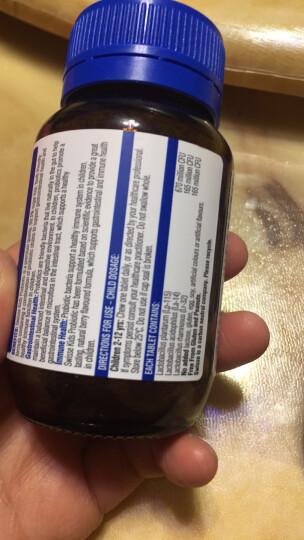 Swisse斯维诗 儿童益生菌片 40片/瓶 肚肚健康 澳洲进口 晒单图