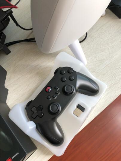 北通(Betop)蝙蝠D2A无线游戏手柄xbox360精英PC电脑安卓电视Steam鬼泣5刺客信条只狼NBA2kFIFA实况 黑 晒单图