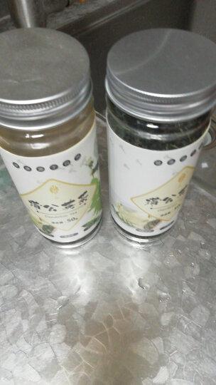 【共发2罐】特选蒲公英茶 长白山纯蒲公英叶茶 泡水喝的 花草茶 晒单图