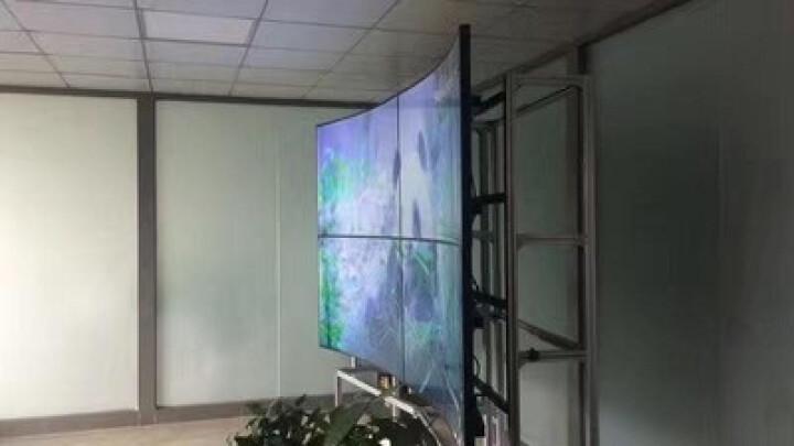 康普瑞液晶拼接屏拼接电视墙安防视频监控LED液晶窄边拼接图像显示器商用拼接大屏无缝拼屏三星LG 40英寸8mm拼缝 晒单图
