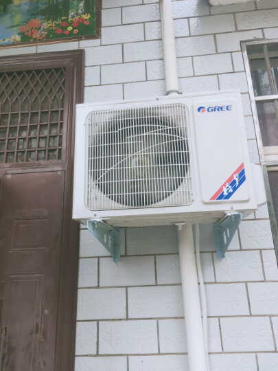 格力(GREE)品圆正1.5匹 变频 冷暖 分体式 智能睡眠 壁挂式空调挂机KFR-35GW/(35592)FNhDa-A3 晒单图