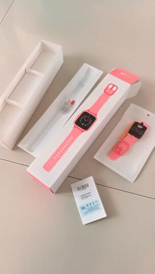 小寻Mibro  儿童电话手表S1 生活防水 GPS定位防丢 学生儿童定位手机 智能手表 男孩女孩 粉色 晒单图