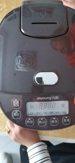 九阳(Joyoung)电饭煲 电饭锅 智能预约 多功能大功率 4L大容量 液晶显示 不粘内胆 JYF-40FS18 晒单图