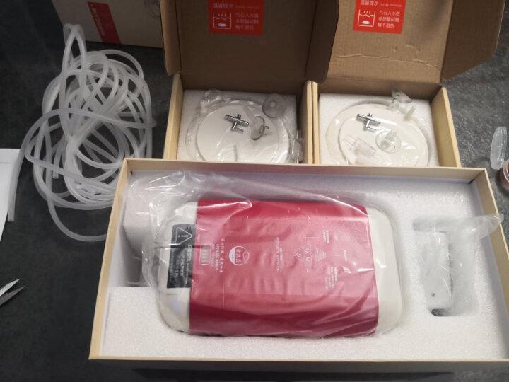 老渔匠增氧泵充电交直流两用钓鱼氧气泵鱼缸打氧充氧机养鱼超静音锂电池停电自动切换 10W交直流气泵+炉烟S100气石套装 晒单图