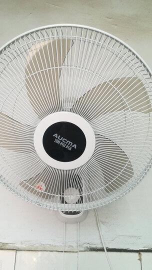 澳柯玛(AUCMA)16寸家用AS五叶电风扇/壁扇/电扇 FB-40ND04 晒单图