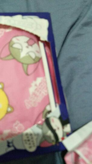 七度空间(SPACE7) 少女特薄0.08卫生巾 棉面迷你巾 护垫 日用180mm*14片 晒单图