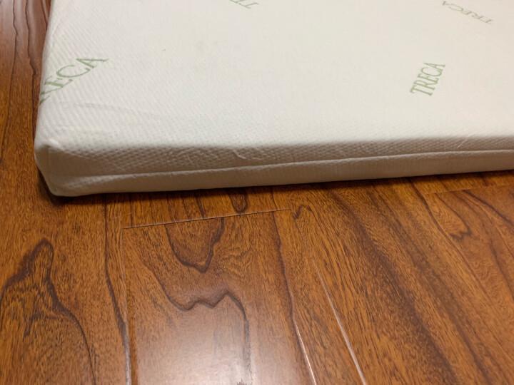 乳胶床垫泰国进口原料乳胶床垫 优自然天然乳胶原料床垫5cm10cm  薄 厚 A平板款 厚7.5cm(含内外套) 180cm*200cm 晒单图