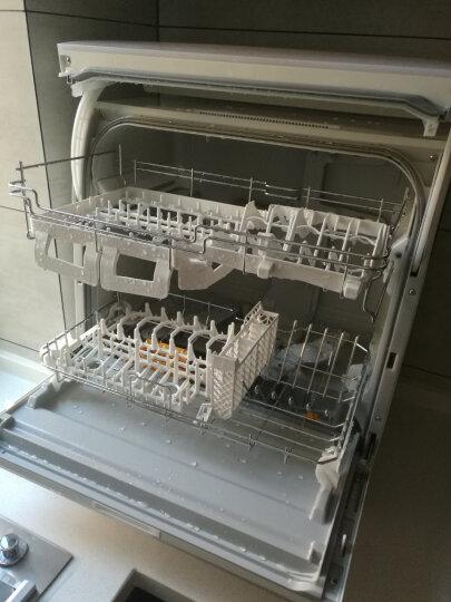 松下(Panasonic)自动洗碗机家用台式 松下洗碗机免费安装 家用6套 80℃除菌消毒烘干 洗碗机+净水器套装 晒单图