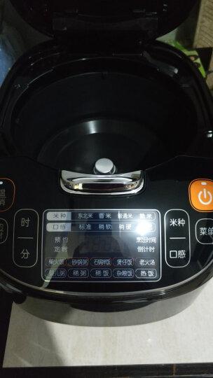 苏泊尔(SUPOR) 电饭煲 3L/升聚能黑陶釜 上盖同步加热 CFXB30FC36-78 晒单图