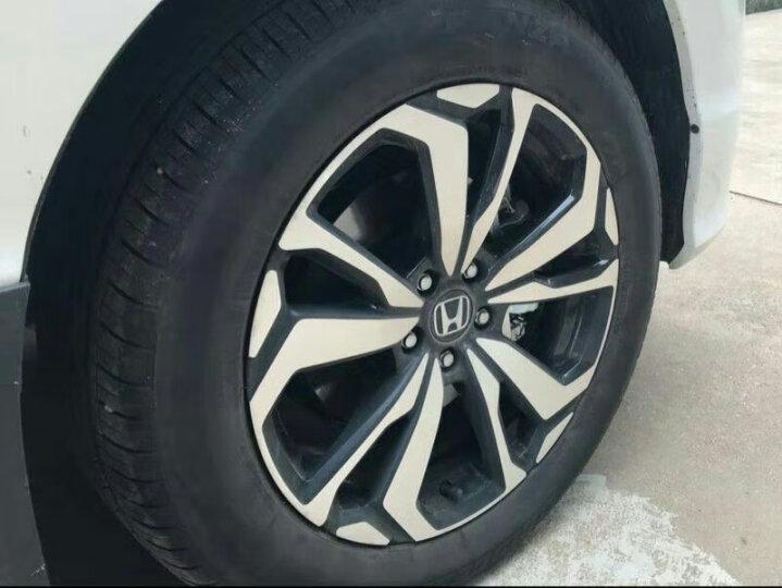 龟牌(Turtle Wax)黑水晶轮毂清洗剂轮胎上光剂轮胎釉套装汽车用品清洗剂送洗车海绵 500ml(经销商发货) 晒单图