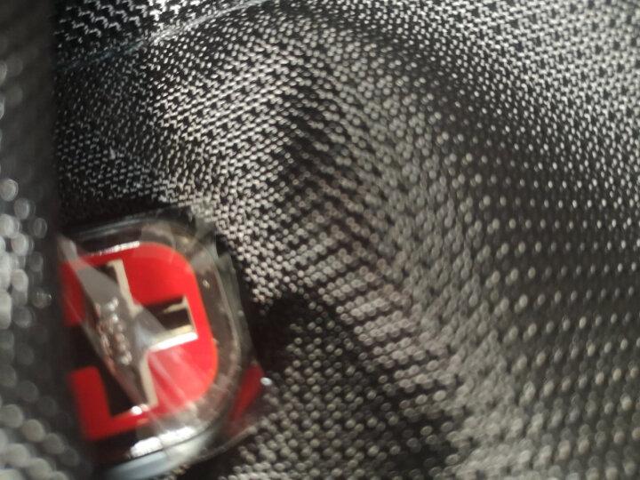 CROSSGEAR【加密防盗】电脑包 男商务大容量多功能15.6/17.3英寸游戏本双肩书包旅行背包 CR-8112 黑色 晒单图