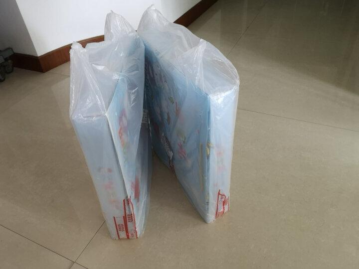 亿婴儿 婴儿衣服婴儿礼盒15件套装新生儿礼盒用品初生宝宝内衣礼包607 蓝色四季款 59/40  66/44 晒单图