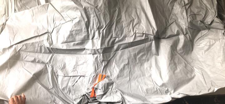 卡耐银盾车衣全车罩汽车遮阳汉兰达GS8VV7哈弗H7H9宝马X5冠道URV凯迪拉克XT5普拉多霸道电动车YXL 晒单图
