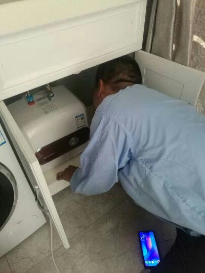 阿里斯顿(ARISTON)电热水器 10升 厨宝  1500W速热 上出水 小厨宝AC10BE1.5 晒单图